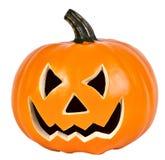 De Pompoen van Halloween Royalty-vrije Stock Foto's