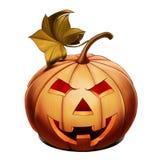 De Pompoen van Halloween Royalty-vrije Stock Afbeeldingen