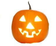 De pompoen van Halloween Stock Afbeelding