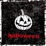 De pompoenachtergrond van Halloween Royalty-vrije Stock Fotografie