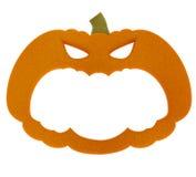 De pompoenframe van Halloween Stock Fotografie