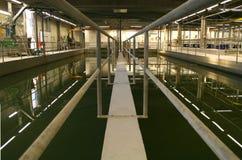 De pool van de industrie Stock Foto