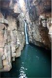 De pool van de rots in Kimberley Royalty-vrije Stock Afbeelding