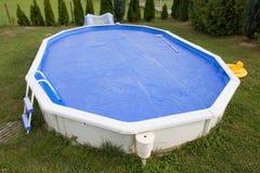 De pool van het huis Stock Fotografie