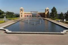 De Pool van het Park van Tangua Royalty-vrije Stock Foto