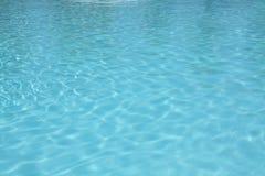 De pool van het water Stock Foto's