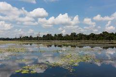 De Pool van Neakpoan Royalty-vrije Stock Fotografie