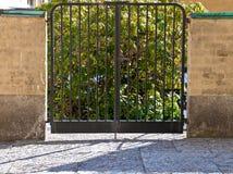 De poort Royalty-vrije Stock Afbeeldingen