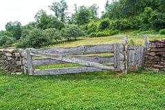 De poort, Royalty-vrije Stock Foto's