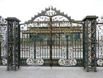 De poort Royalty-vrije Stock Foto's