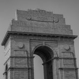 De Poort New Delhi van India Stock Afbeeldingen