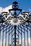 De poort van Baahi Stock Foto