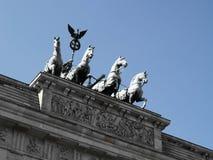 De Poort van Brandenbur van Berlijn Royalty-vrije Stock Fotografie