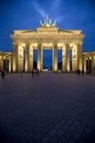 De Poort van Brandenburg Royalty-vrije Stock Foto