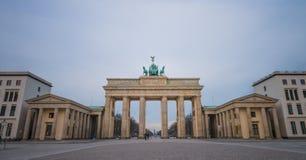 De poort van Brandenburg, Berlijn Royalty-vrije Stock Afbeelding