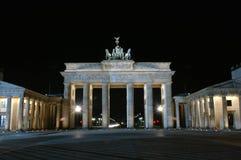 De Poort van Brandenburg in Berlijn, Duitsland Royalty-vrije Stock Fotografie