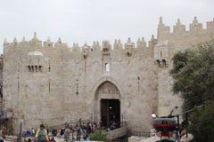 De poort van Damascus Royalty-vrije Stock Foto
