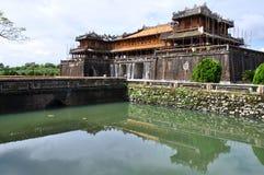 De Poort van de citadel Royalty-vrije Stock Foto's
