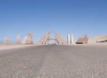 De poort van de reserve van Ras Mohamed Royalty-vrije Stock Foto