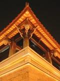 De Poort van de stad Royalty-vrije Stock Afbeeldingen