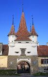 De Poort van de Stad van Brasov Royalty-vrije Stock Foto's