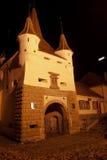 De Poort van Ecaterina in Brasov Stock Foto