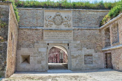 De poort van Ferdinand royalty-vrije stock foto's