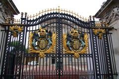 De Poort van het Buckingham Palace Royalty-vrije Stock Foto