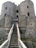 De Poort van het kasteel Royalty-vrije Stock Foto's