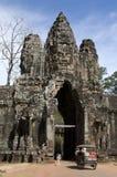 De Poort van het zuiden van Thom van Angkor royalty-vrije stock fotografie