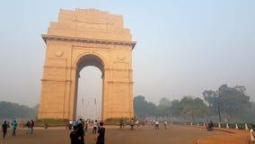 De Poort van India Stock Foto