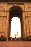 De Poort van India Stock Afbeelding