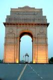 De poort van India. Stock Foto's