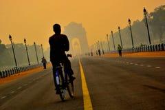 De Poort van India Stock Fotografie