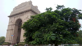 De Poort van India Royalty-vrije Stock Foto's
