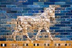 De Poort van Ishtar Royalty-vrije Stock Fotografie