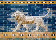 De Poort van Ishtar Royalty-vrije Stock Foto