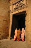 De poort van Jaisalmer Stock Afbeeldingen