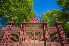 De Poort van de Koningin van Kensington-Tuinen in Londen royalty-vrije stock fotografie