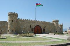 De poort van Lankaran royalty-vrije stock foto