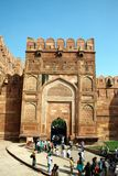 De Poort van Singh van Amar bij Fort Agra stock fotografie