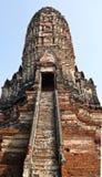 De poort van Stupa Stock Afbeeldingen