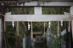 De Poort van Torii stock afbeelding