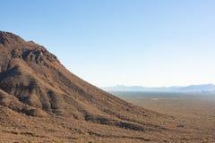 De poorten gaan Toneel over overzien in Tucson, Arizona royalty-vrije stock foto