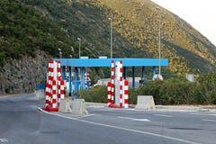 De poortmonitor van het voertuig Royalty-vrije Stock Afbeelding