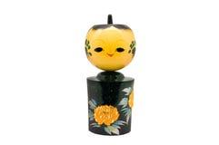 De pop van de geisha Stock Afbeelding