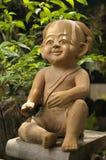 De pop van de klei Stock Fotografie