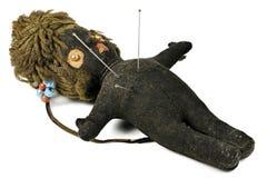 De pop van het voodoo royalty-vrije stock afbeeldingen