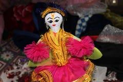 De pop van Manipur Imphal Royalty-vrije Stock Afbeeldingen