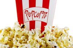 De Popcorn van de film royalty-vrije stock afbeelding